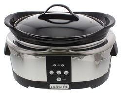 Crockpot 5,7 liter Slowcooker