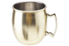 Moscow Mule Drinkbeker Goud 8,5 cm