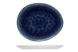 Bord ovaal 19,5cm Spirit Blue