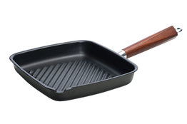 Grillpan 26x24cm Authentic Cook