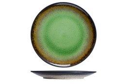Plat bord 26,5cm Fervido Green
