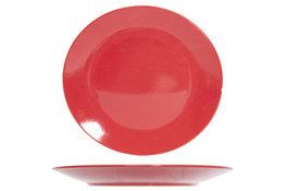 Bord 26 cm Serena Red