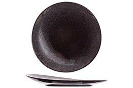 Dessertbord 21cm Black Granite