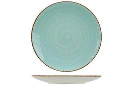 Dessertbord 22cm Granite Blue