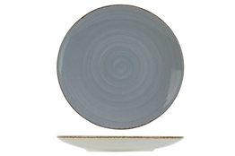 Plat bord 27cm Granite Denim