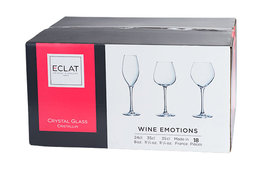 Glazen set 18-delig Wine Emotions Cristal