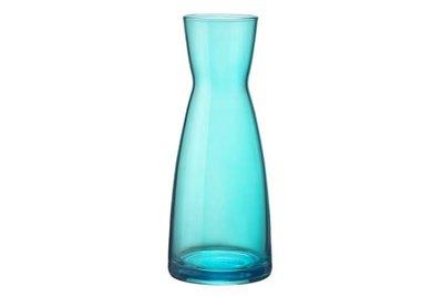 Karaf blauw Ypsilon 0,5 Liter