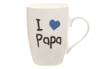 Beker 36 cl I Love Papa