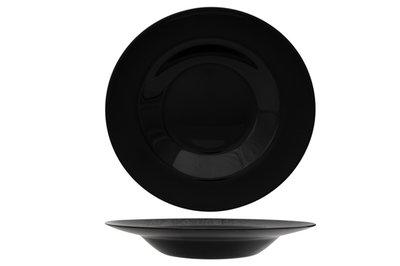 Pastabord 28cm Black