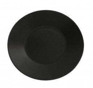 Asia Black plat bord mat zwart 30,5 cm