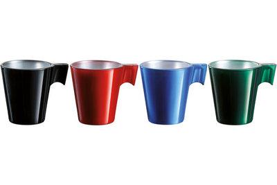 Espresso kopjes set van 4