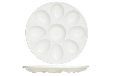 Presentatie bord eieren 21 cm Cosy&Trendy