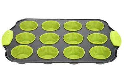 Muffin bakvorm siliconen Cosy&Trendy