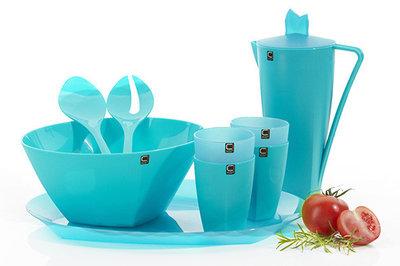 Viva Summer set Cuisine Turquoise