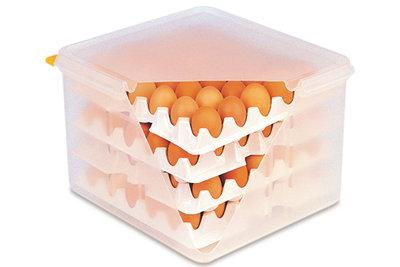 Eieren bewaarbox