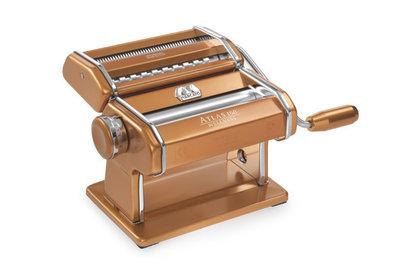 Pastamachine koperkleur Atlas Marcato.