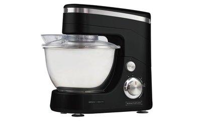 Keukenmachine 1400 watt Royalty Line  zwart
