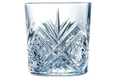 Whiskyglas Masquerade 30 cl Cristal d'Arques.