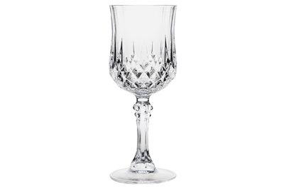 Wijnglas 24 cl Longchamp Cristal d'Arques