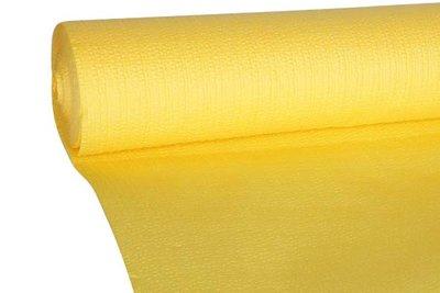 Tafelkleed papier geel op rol Cosy&Trendy