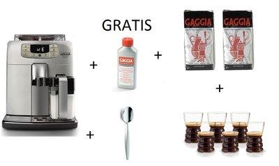 Koffiemachine volautomaat Gaggia Velasca Prestige ACTIE