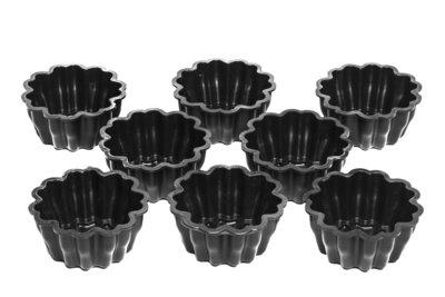 Cupcake vormen voor Airfryer Montana