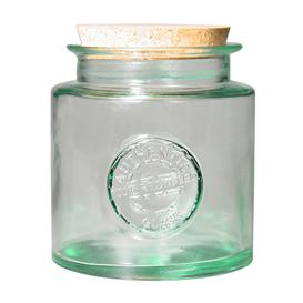 Voorraadpot glas 0,8 liter Authentic