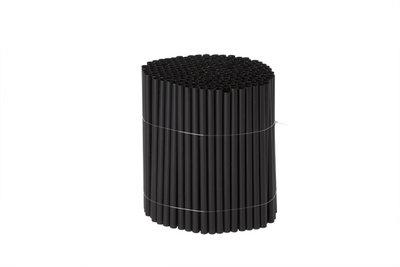 Rietjes 14 cm zwart 225 stuks Cosy&Trendy