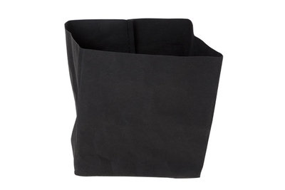 Broodzakje 15cm zwart