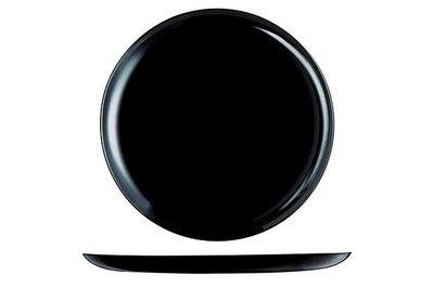 Pizzabord 32cm zwart Luminarc