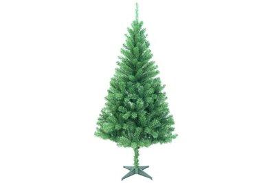 Kunst kerstboom groen Canadian Pine 180 cm