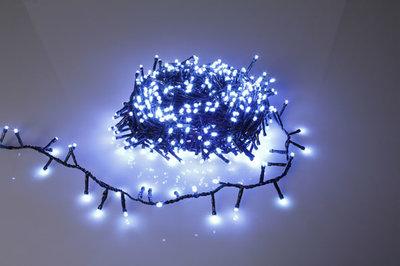 Kerstverlichting 16 Meter Met Kleine Witte Lampjes Led Kitchen More