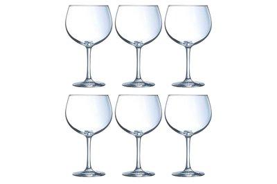 Set van 6 Gin tonic glazen