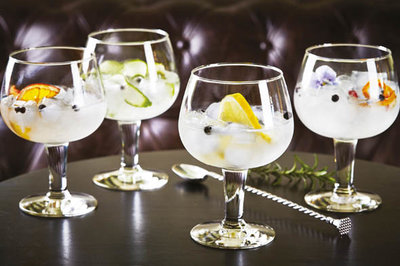 Gin tonic glas 66 cl Gusto