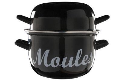 Mosselpan Moules 1,2kg - 18cm