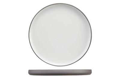 Dessertbord 21cm Iowa White