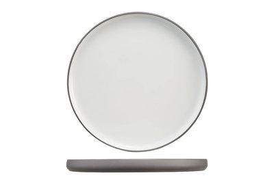 Bord 27 cm Iowa White