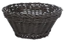 Brood mandje zwart 15cm