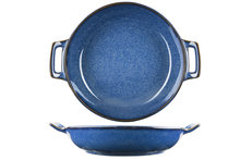 Schaal 20,4 24,8cm Narwal Blue
