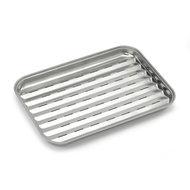 Barbecook herbruikbare grillpan RVS