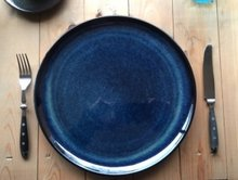 Prato Dark Blue pizzabord 31 cm