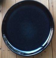 Prato Dark Blue rond bord 22 cm