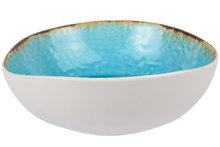 Schaal Laguna azzuro 19 cm