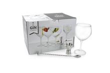 Gin Tonic set 8 delig