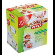 Pyrex Essentials Ovenschalenset (3-delig)