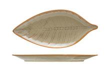 Apero- bord bladvorm Limerick 13cm x 6cm