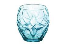 Glas 40 Oriente aqua blauw