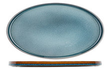 Ovaal bord 35,5cm Quintana Blue