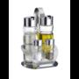 Olie azijn zout en peper stel 5-delig